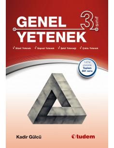 Tudem Yayınları İlkokul 3.Sınıf Genel Yetenek