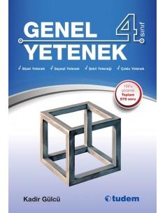 Tudem Yayınları İlkokul 4.Sınıf Genel Yetenek