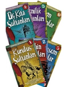 Timaş Yayınları 7. ve 8.Sınıf Osmanlı Günlükleri Hikaye Seti