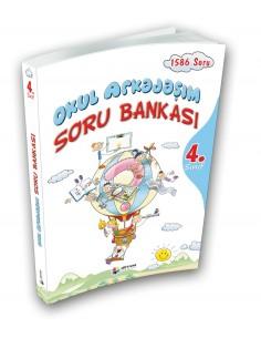 Dörtrenk Yayınları İlkokul 4.Sınıf Okul Arkadaşım Soru Bankası