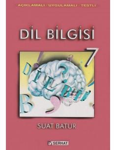 Serhat Yayınları 7.Sınıf Dil Bilgisi Kitabı