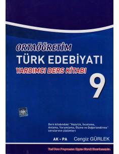 Akköprü Yayıncılık 9.Sınıf Türk Edebiyatı Yardımcı Ders Kitabı