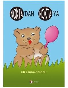 Odtü Yayınları Okul Öncesi Noktadan Noktaya 1 Kitabı