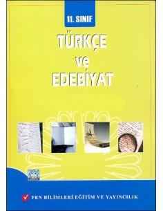 Fen Bilimleri Yayınları 11.Sınıf Türkçe - Edebiyat Soru Bankası