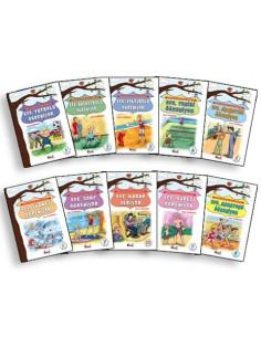 Parmak Izi Yayınları 1.Sınıf Efe Serisi Hikaye Kitapları