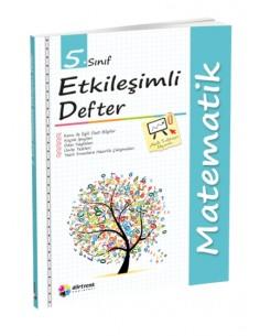 Dörtrenk Yayınları 5.Sınıf Matematik Etkileşimli Defter