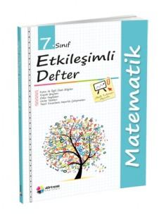 Dörtrenk Yayınları 7.Sınıf Matematik Etkileşimli Defter