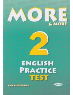 Kurmay Yayınları İlkokul 2.Sınıf More English Practice Test
