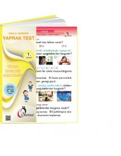 Öğretmen Yayınları İlkokul 1.Sınıf Tüm Dersler Yaprak Test