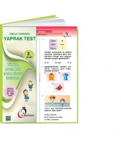 Öğretmen Yayınları İlkokul 2.Sınıf Tüm Dersler Yaprak Test