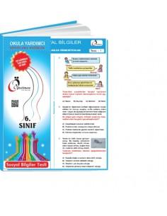 Öğretmen Yayınları Ortaokul 6.Sınıf Sosyal Bilgiler Testi