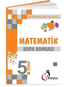 Öğretmen Yayınları Ortaokul 5.Sınıf Matematik Soru Bankası