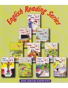 Kocaoluk Yayınları 2.Sınıf Ingilizce Hikaye Seti (10 Kitap)