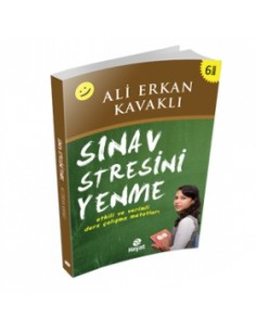 Hayat Yayınları Sınav Stresini Yenme Etkili ve Verimli Ders Çalışma Metotları