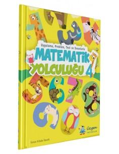 Üçgen Yayınları 4.Sınıf Matematik Yolculuğu