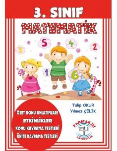 Parmak Izi Yayınları 3.Sınıf Matematik Konu Anlatım Kitabı