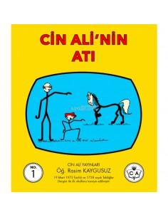 Cin Ali Yayınları Cin Ali Hikaye Seti(1.Sınıflar İçin)
