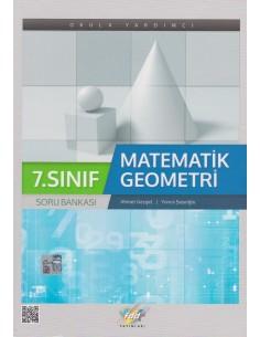 FDD Yayınları 7.Sınıf Matematik Geometri Soru Bankası