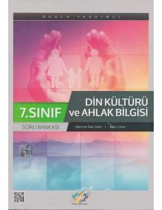 FDD Yayınları 7.Sınıf Din Kültürü Soru Bankası