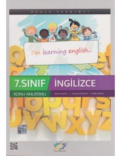 FDD Yayınları 7.Sınıf İngilizce Konu Anlatım