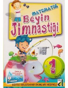 Damla Yayıncılık Beyin Jimnastiği Matematik 1.Sınıf