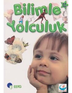 Etkin Okul Akıllı Çocuk Yayınları Bilime Yolculuk (3-4 yaş)
