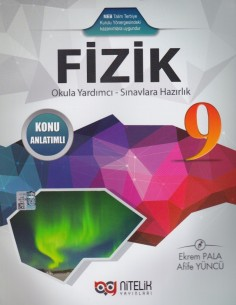 Nitelik Yayınları 9.Sınıf Fizik Konu Anlatım