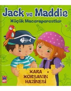 Net Çocuk Jack ve Maddie Küçük Maceraperestler