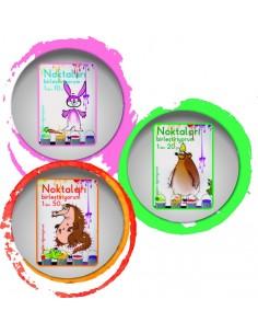 Net Çocuk Noktaları Birleştiyorum 3 lü Set