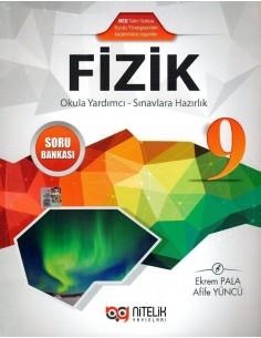 Nitelik Yayınları 9.Sınıf Fizik Soru Bankası
