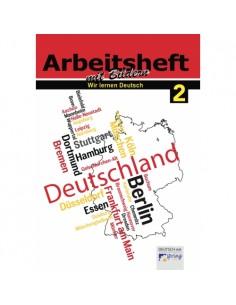 Deutsch Mit Spring Verlag Arbeitsheft Mit Bildern A2