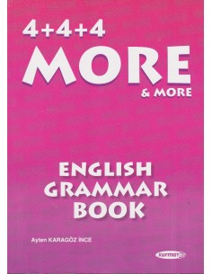 More English Grammar Book 4+4+4
