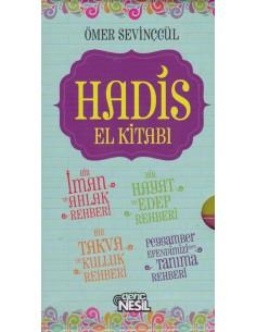 Genç Nesil Yayınları Hadis El Kitabı (4 Kitap)