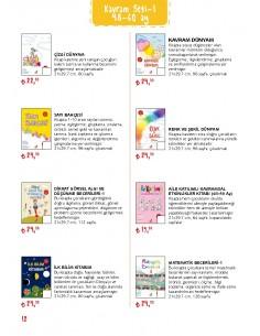Erdem Yayınları Kavram Kitapları Set-1(48-60 Ay)