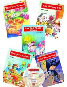 UMP Yayınları Merit Readers İngilizce Hikaye Level-2