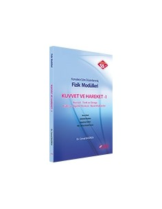 Esen Yayınları Fizik Modülleri Kuvvet ve Hareket - 1