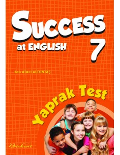 Birkent Yayınları Success at English Yaprak Test 7