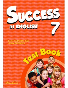 Birkent Yayınları Success at English Test Book 7