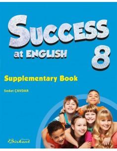 Birkent Yayınları Success at English Supplementary Book 8