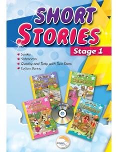 Birkent Yayınları Short Stories Stage-1