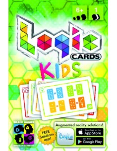 Mantık Kartları Çocuk (Logıc Cards Kids)