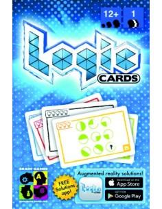 Mantık Kartları Mavi (Logic Cards Blue)