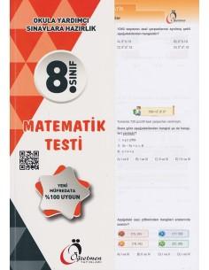 Öğretmen Yayınları 8.Sınıf Matematik Yaprak Test