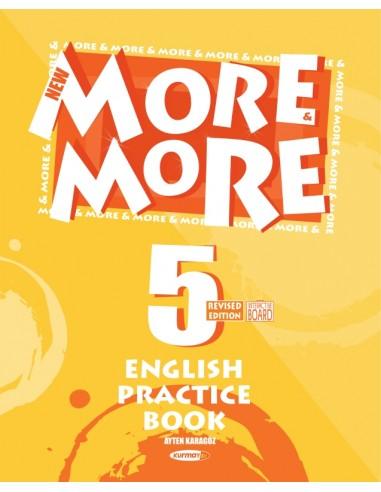 Kurmay Yayınları 5.Sınıf More English Practice Book