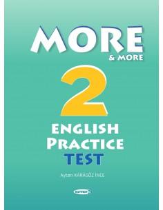 Kurmay Yayınları 2.Sınıf More English Practice Test