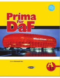 Kurmay Yayınları 9.Sınıf Prima Für Daf Lehrbuch mit vielen Übungen A1-1.2