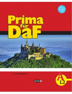 Kurmay Yayınları Prima Für Daf Lehrbuch mit vielen Übungen A1-1.2