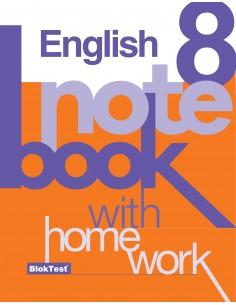 Bloktest Yayınları 8.Sınıf İngilizce Kazanım Defteri