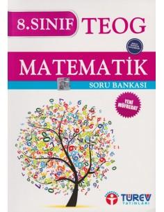 Türev Yayınları 8. Sınıf Matematik Soru Bankası