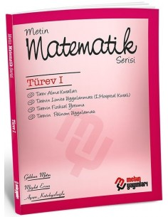 Metin Yayınları Bireysel Matematik Fasikülleri Türev 1